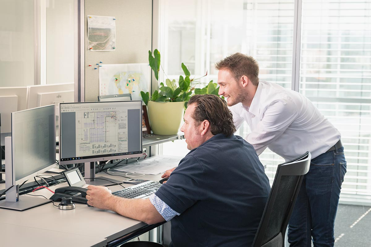 GILDEMEISTER energy solutions - Planung