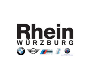 OPTENDA: Logo Rhein Würzburg