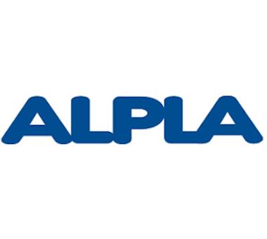 OPTENDA: Logo ALPLA