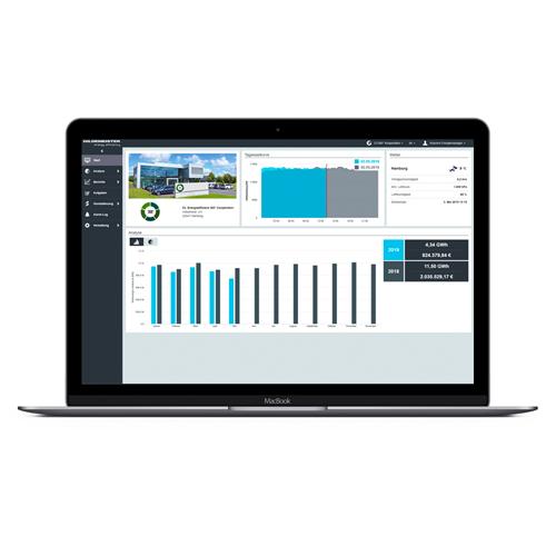 GILDEMEISTER energy efficiency - Downloads: Energy Monitor