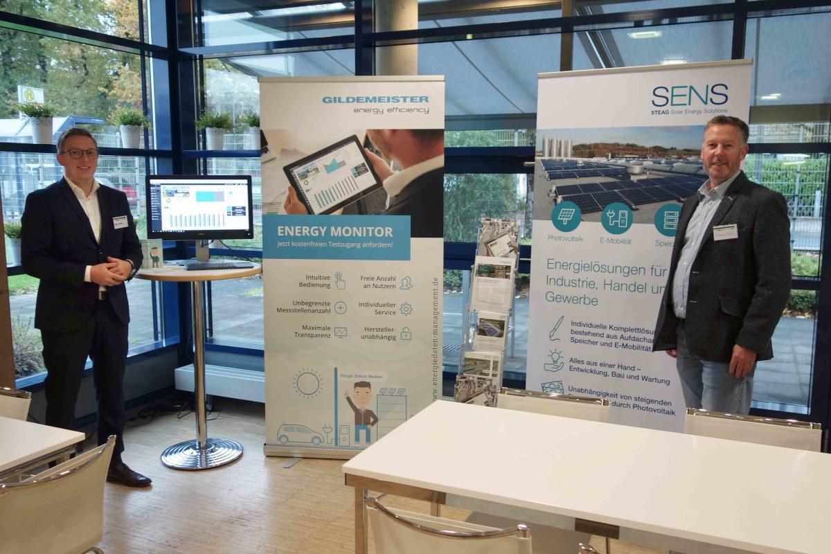 OPTENDA: Energieeffizienz Workshop 360 Grad