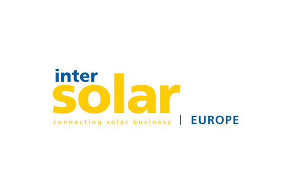 Logo Intersolar Europe 2020 GILDEMEISTER energy efficiency
