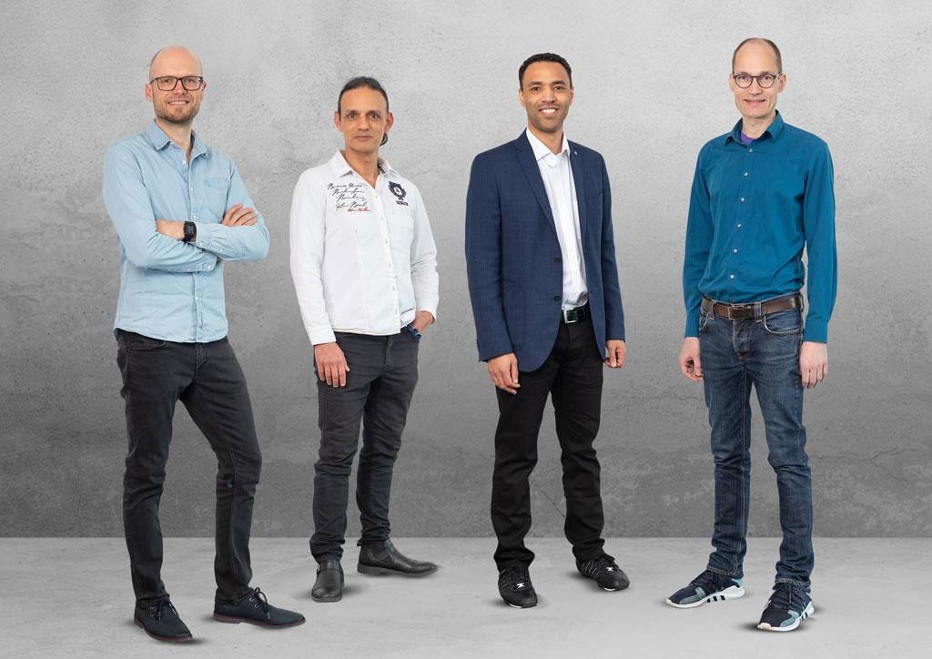OPTENDA - Team: Entwicklung