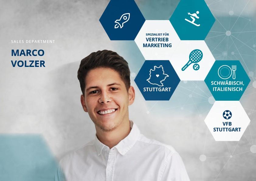 OPTENDA Vertriebsmitarbeiter Marco Volzer mit seinen Hobbys