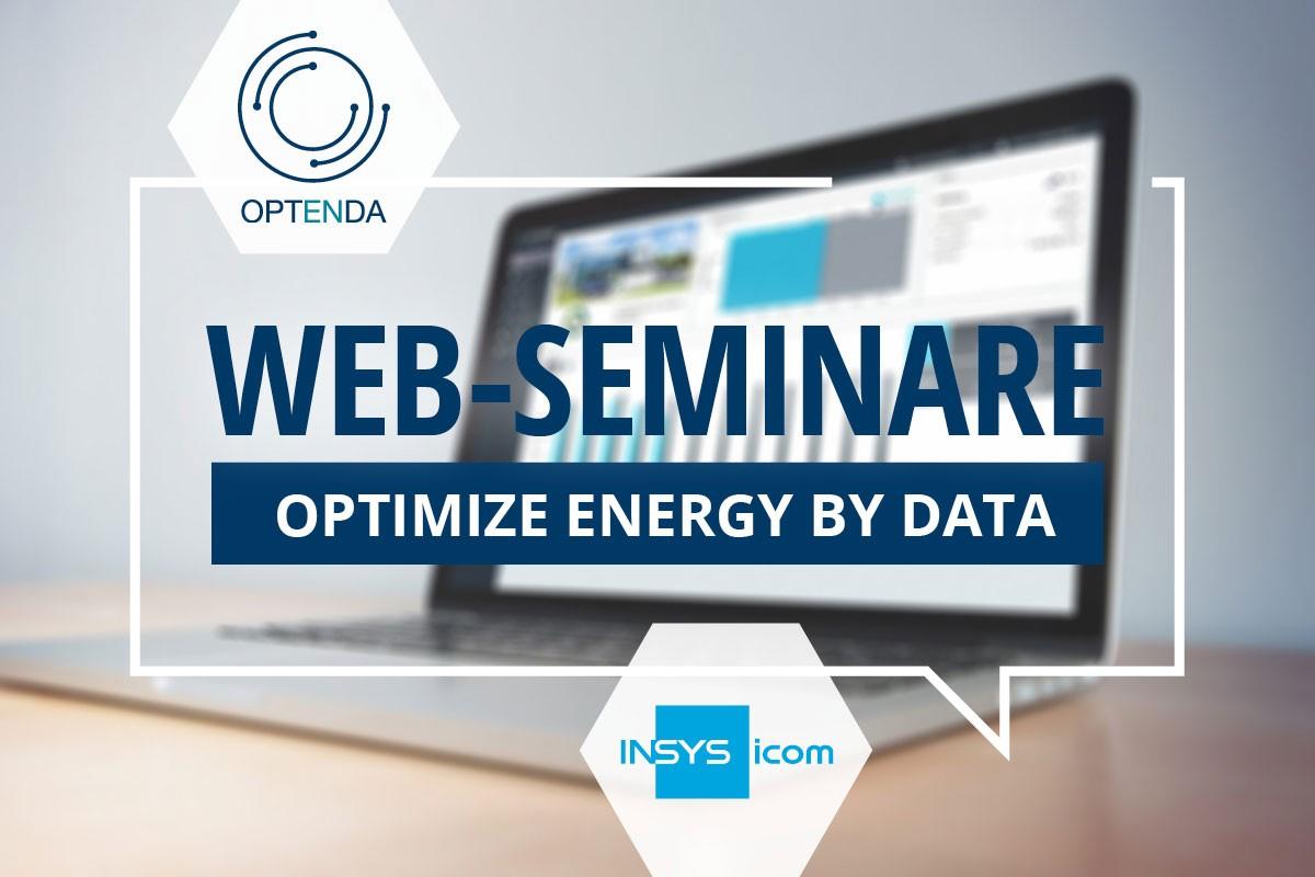 Web-Seminar mit OPTENDA und INSYS icom